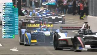 Formula E 2015. Round 8. Berlin. Germany. Race