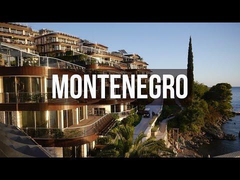 Budva, Montenegro & Dukley Gardens