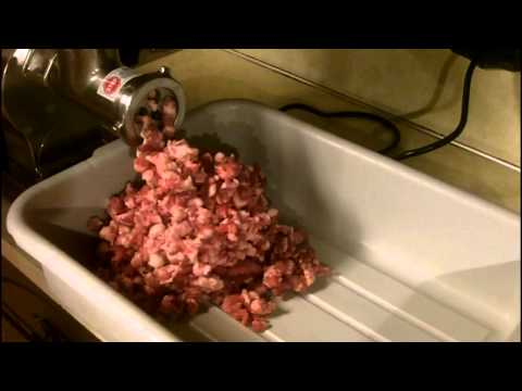 Traditional Andouille Sausage