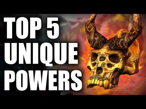 Skyrim - Top 5 Unique Powers