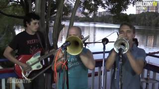 RUBBLEBUCKET - PAIN FROM LOVE (BalconyTV)