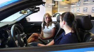 Monaco Ford and Got 5 Minutes Present: Speed Dating - Meet Christine