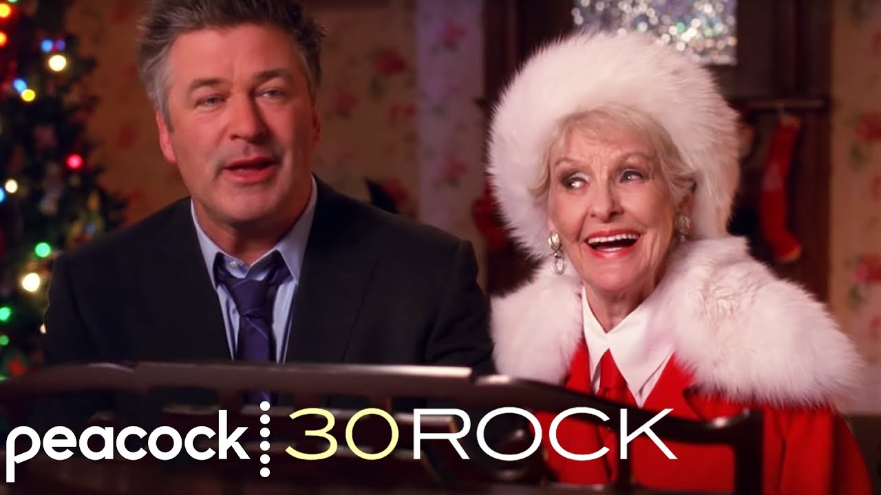 30 Rock - Christmas With The Donaghys - YouTube