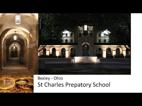 St Charles Preparatory School - Bexley Ohio - Day and night grounds