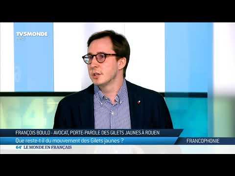 Le 64' - L'actualité du mardi 13  avril 2021 dans le monde - TV5MONDE