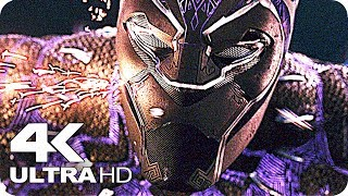 Black Panther Clips, Trailer & Making-Of (2018)