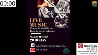 Live Louvor e adoração 03/06/2020