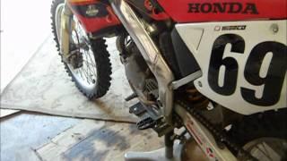 dirtbike air box mod