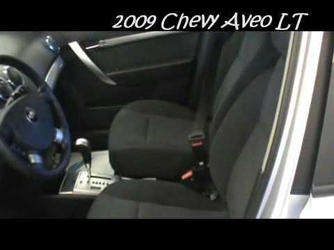 2009 Chevrolet Aveo Lt Youtube