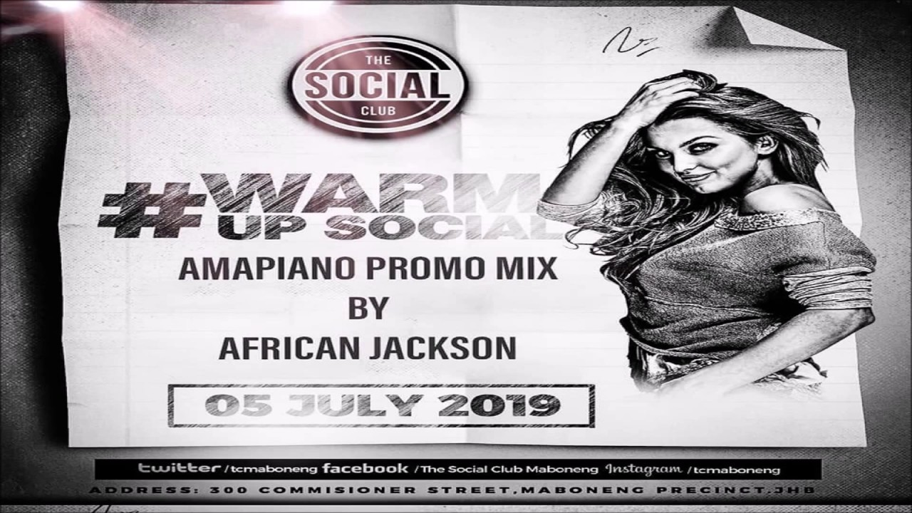 Amapiano 2019 Part 45 Mix : Promo Edition by African Jackson