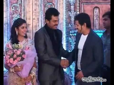Karthi Ranjani Wedding Reception Video