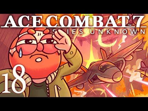 Lost Kingdom | Ace Combat 7: Skies Unknown | Mission 18