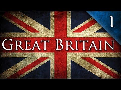 Empire Total War: Darthmod - Great Britain Campaign Ep. 1