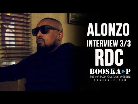 Alonzo : «Booba fuck l'OM, moi je fuck le PSG !» [Interview 3/3]