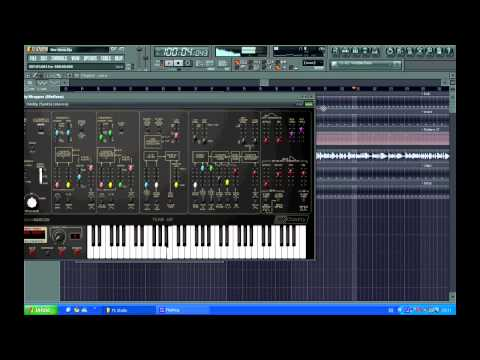 Black eyed peas -The time Remake - FL Studio