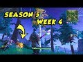 Fortnite Search Between A Gas Station, Soccer Pitch, And A Stunt Mountain | Season 5 Week 4