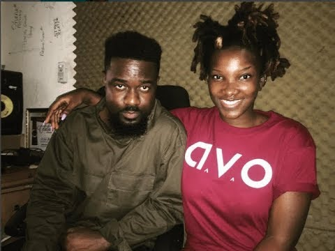 New Song: Sarkodie ft Ebony, new song Sark played while performing at Ebony's Tribute Concert