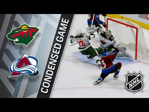 03/02/18 Condensed Game: Wild @ Avalanche