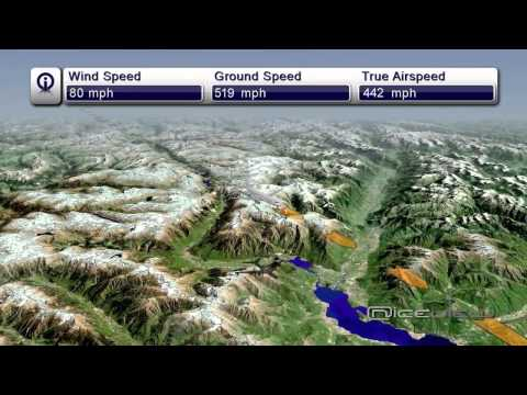 ▶ niceview™ – Moving Map System