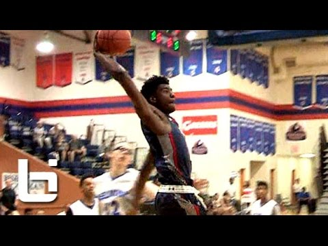 Full Game: Josh Jackson & Miles Bridges (1 Nation) vs Belmont Shore at Fab 48