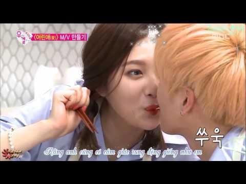 [SUNGJOYVN] [ VIETSUB ] First Time - Red Velvet  - FMV SungJoy