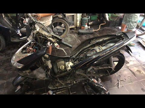 Blockchain Event Update 🇻🇳 Vietnamese Mechanic Shop Fixing My New Air Blade Motorbike