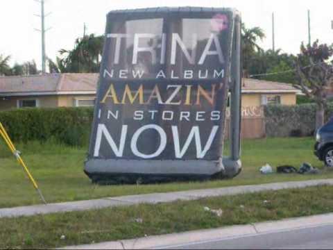 Trina's Amazin' Album Release Guerilla Marketing Vol. 2.wmv
