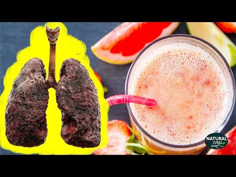 Clear Your Lungs Naturally In 3 Days and Prevent Lung Cancer