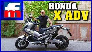 Honda X-ADV | Así es
