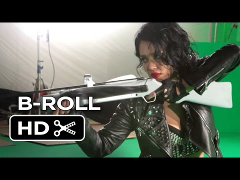 Sin City: A Dame To Kill For B-ROLL Part 1 (2014) - Robert Rodriguez Movie HD streaming vf
