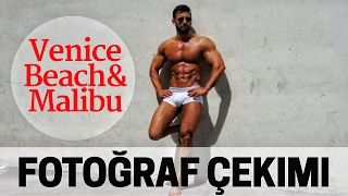 PHOTOSHOOT & MUSCLE BEACH W/ Noel Daganta 2017 SUMMER