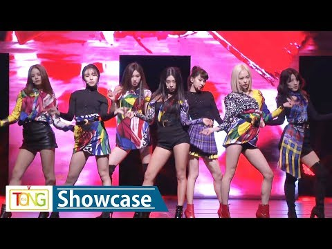 CLC (씨엘씨) 'No'(노) Showcase Stage (No, 노, No.1) [통통TV]