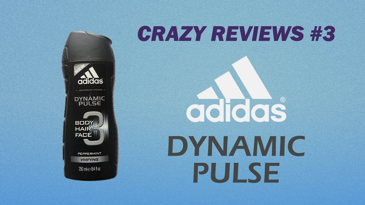 outlet store 7a27d 058ac Adidas Dynamic Pulse Shower Gel Review - CRAZY REVIEWS 3