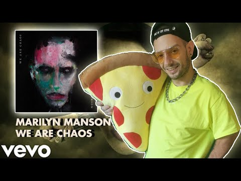 Marilyn Manson - WE ARE CHAOS ( Cocozher Review FR )