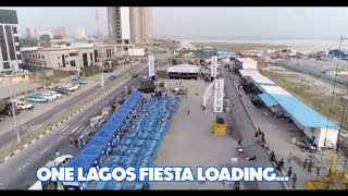 Let  the Party begin at the One Lagos Fiesta