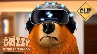 Un casque pour tout apprendre - Grizzy & les Lemmings