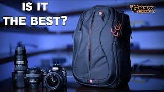 Manfrotto Minibee 120PL | Camera Bags for DSLR | Review in Hindi