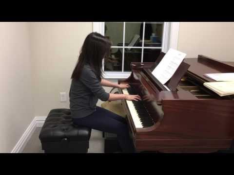 Nicole, piano, NJAOM