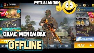 Game Menembak offline terbaik - game petualangan screenshot 2