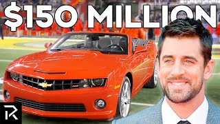 How Aaron Rodgers Spent $150 Million