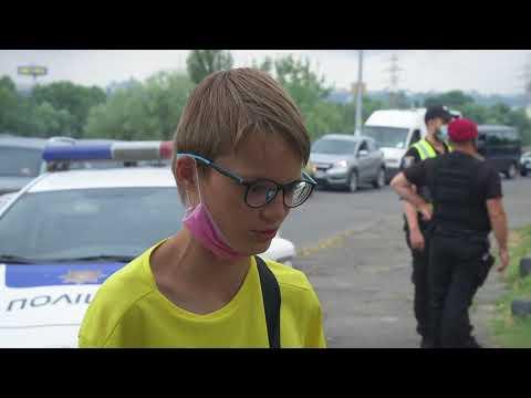 Підлітки у столиці чатують на порушників ПДР