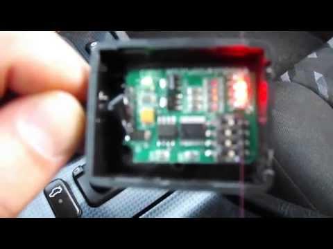 Mercedes-Benz C-Class W202 Seat Occupancy Mat Sensor SRS Emulator Bypass