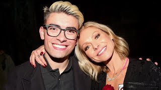 Kelly Ripa Jokes About Son Michael Experiencing 'EXTREME POVERTY'