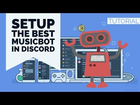 HOWTO | SETUP THE BEST MUSICBOT IN DISCORD UPDATE! | ENGLISH