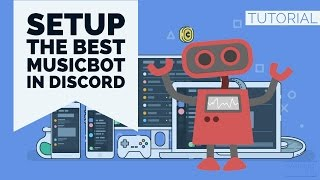 Video HOWTO   SETUP THE BEST MUSICBOT IN DISCORD UPDATE!   ENGLISH download MP3, 3GP, MP4, WEBM, AVI, FLV Agustus 2018