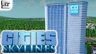 Cities Skylines Gameplay: MEGALOPOLIS!!! E15