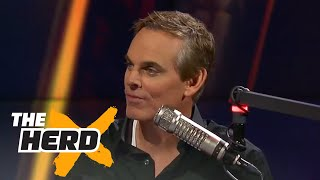 Cowherd: The Colts are like dumb bank robbers -