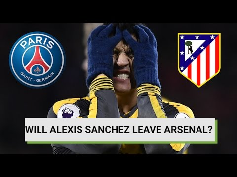 Sanchez To PSG Or Atletico Madrid? Daily Transfer Rumour Round-up