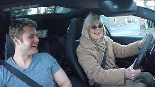 Mercedes A 45 AMG neues Auto für meine Oma