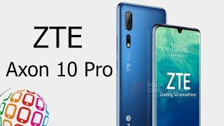 ZTE Axon 10 Pro конкурент Samsung S10 . Обзор камер и игры